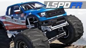 Ford Raptor Truck - lspdfr e159 ford raptor monster truck chase me youtube