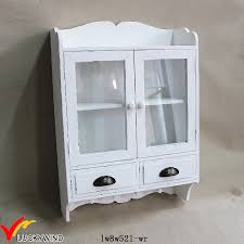 vintage kitchen wall cabinet white shabby chic antique white wall wooden kitchen cabinet with 2 drawer buy solid wood kitchen cabinet kitchen wall hanging cabinet kitchen wall