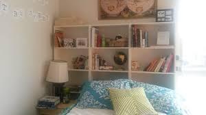 bookshelf headboards my ikea hack making a budget bookshelf headboard 1 2 3 my first