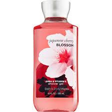 bath u0026 body works japanese cherry blossom shower gel for women