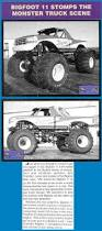 bigfoot monster truck st louis monster truck photo album
