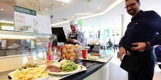 cuisiner a domicile et livrer lunch garden livre à domicile la dh