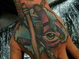 26 tasteful hand tattoo designs