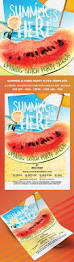 summer flyer flyer size summer and club flyers