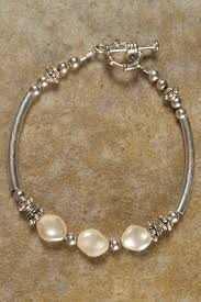 silver pearls bracelet images 347 best bracelets n rings n things images diy jpg