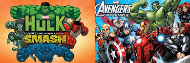 marvel develops hulk avengers animated series collider
