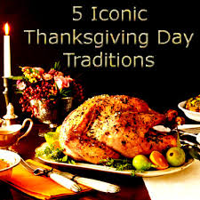 how 5 iconic thanksgiving day traditions got started
