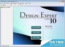design expert 9 key design expert 10 破解版win10下图文安装教程key 闪电下载吧