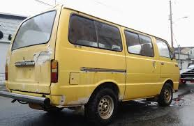 toyota vans jeff u0027s new project part 1 1981 toyota hiace
