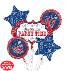 balloon delivery gainesville fl bandana western theme party supplies party city
