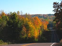 wisconsin scenic drives map wisconsin fall colors scenic drives