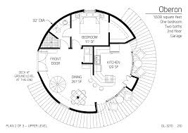 floor plans 1 bedroom monolithic dome institute