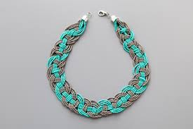make necklace from beads images How to make necklace at home diy statement jewelry for beads jpg