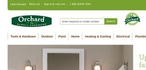 orchard supply hardware osh reviews 19 reviews of osh com