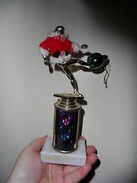 trophy for sweater contest i its tacky enough