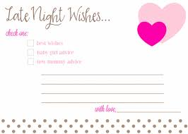 wishes for baby cards free printable baby shower advice best wishes cards fantabulosity