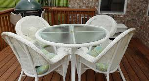 Patio Furniture Round Satiating Quality Patio Furniture Tags White Wicker Porch