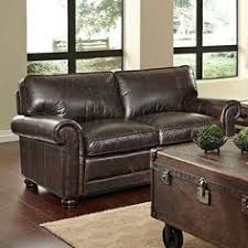 Restoration Hardware Recliner Mojave Leather Loveseat Weekends Only Furniture And Mattress