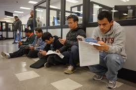 dmv expects 100 000 undocumented to seek licenses by week u0027s end