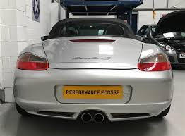 used 2003 porsche boxster 986 96 04 24v s for sale in west