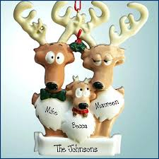 Personalized Ornaments For Large Families Personalized Family Ornaments Jameso