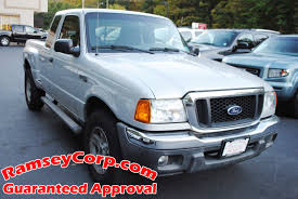 Last Year Ford Ranger Used 2004 Ford Ranger For Sale West Milford Nj