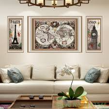 Wall Art Paintings For Living Room Online Get Cheap Big Wall Art Canvas Aliexpress Com Alibaba Group