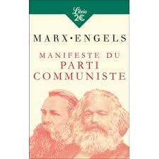 si e parti communiste manifeste du parti communiste précédé de lire le manifeste poche