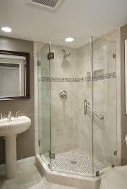 Bathrooms And Showers Bathroom Bathroom Best Small Tile Shower Ideas On Pinterest