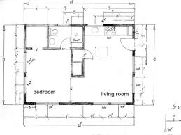 43 one room house floor plans one bedroom bungalow swawouorg basic