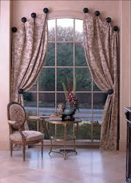 Designer Metals Decorative Traverse Rods by Curtain Rods Drapery Rods Hardware Tie Backs Sets