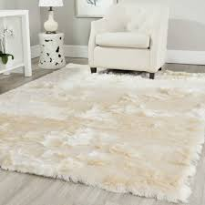 Modern White Rugs by Modern White Fluffy Area Rug All Images Recommended For You Shag
