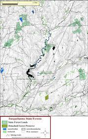 Texas State Parks Map Catskill Mountain Club U0027s Catskill Region State Land Maps