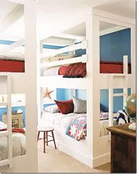 idee de chambre idée pour des lits superposés et disposition