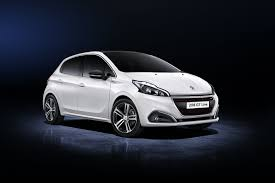 peugeot nearly new cars new peugeot 208 new styling personalisation u0026 colours