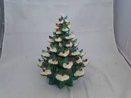 ceramic christmas tree with lights mold ceramic tree ceramic trees collection on vintage