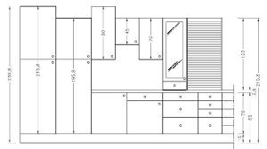 étourdissant hauteur standard meuble de cuisine décoration