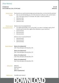 open office resume template free resume templates open office writer resume templates for