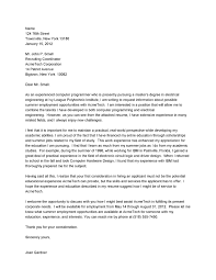 First Job Cover Letter Examples Electrical Internship Engineering Job Cover Letter Example Free