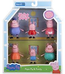 peppa pig lights and sounds family home playset toys
