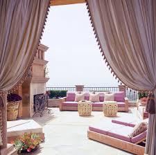 italian style in newport coast california eclectic patio