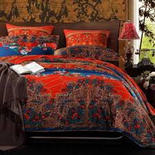 Moroccan Inspired Bedding Nursery Beddings Psychedelic Bedding Also Mandala Bedding