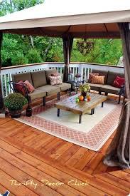best 25 deck decorating ideas on outdoor deck