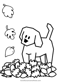 fall coloring pages itgod me