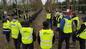 hillier trees meet the suppliers day hillier
