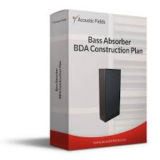 build plan diy bass absorber build plans