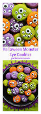 halloween monster eye cookies pack momma