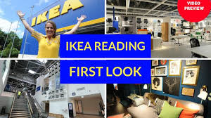 Ikea Inside Recap Ikea Reading Opens And Shoppers Take Their First Steps