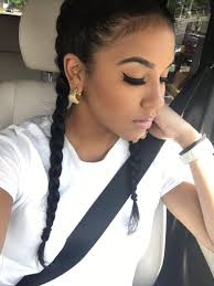 how to make baby hair hair trend boxer braids