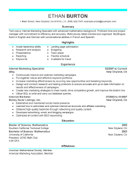 resume summaries samples awesome collection of social media marketing resume sample on job ideas of social media marketing resume sample also summary sample